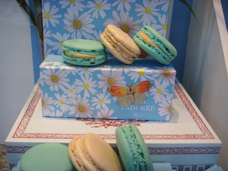 Macarons Sommerkollektion von Ladurée