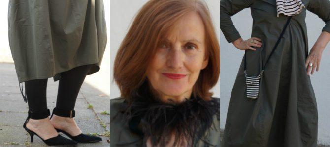 Jil Sander: 1 Kleid – 3 Looks