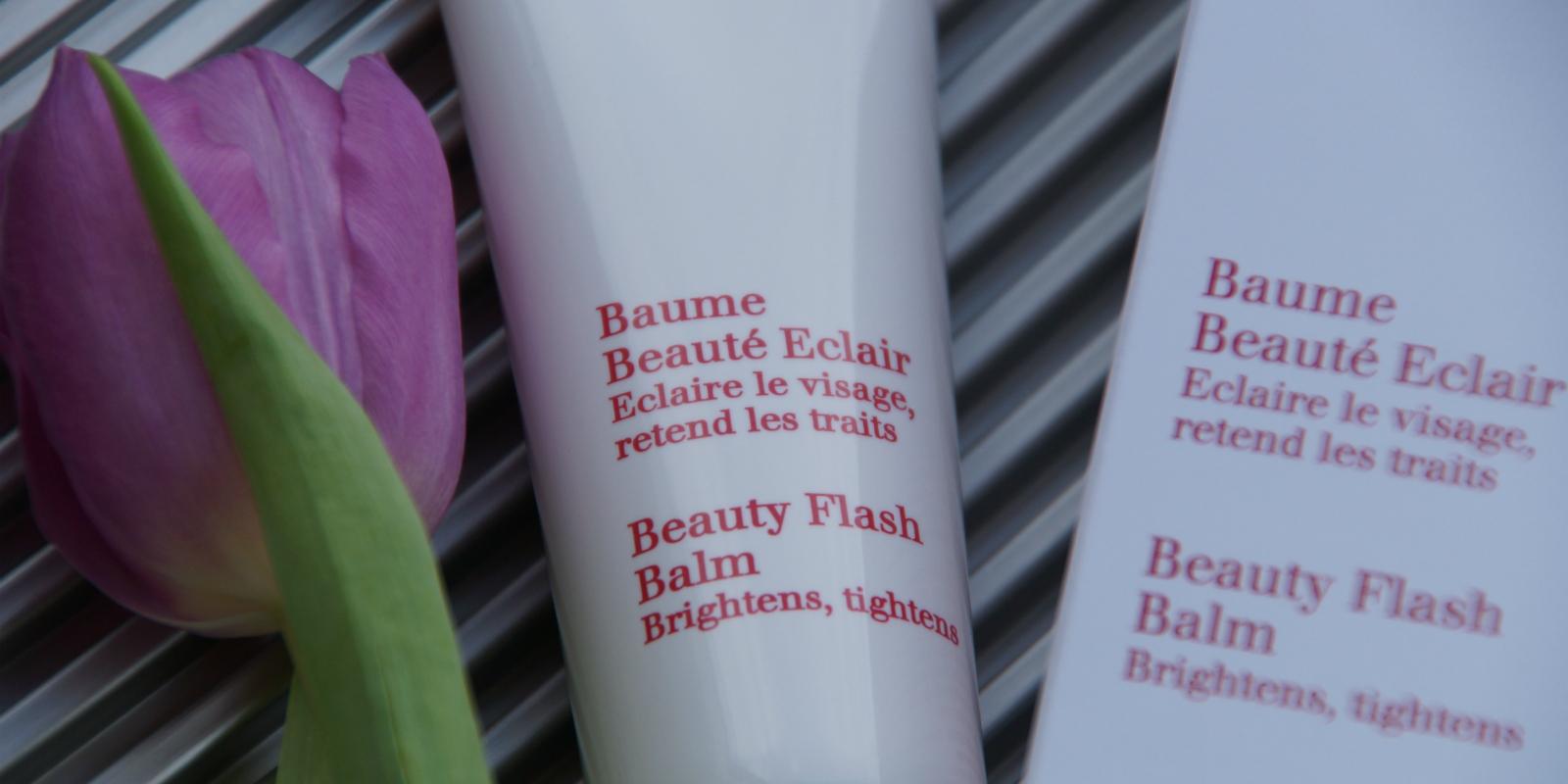 Clarins Baume Beauté Eclair Flash Balm im iknmlo Modeblog für Frauen über 40