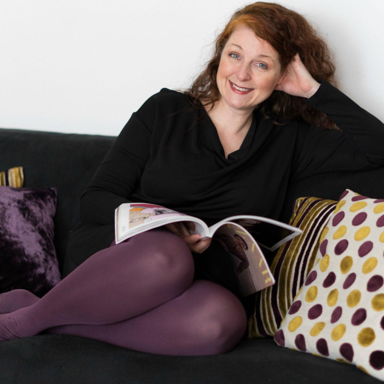 Kleidungstipps für die Couch ohne Jogginghosen - ü40 Bloggerin Cerstin iknmlo
