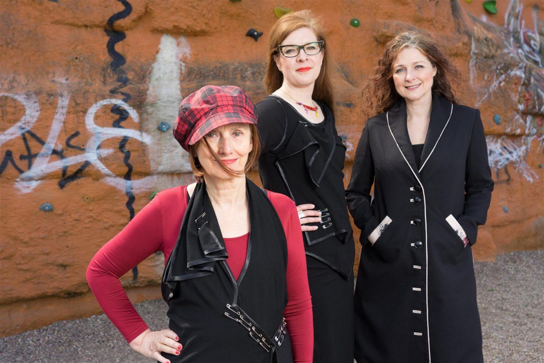 Ü40 Modebloggerinnen in Looks von Atelier D Suncana Dulic