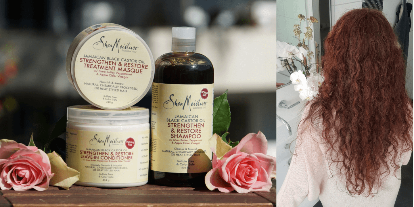Shea Moisture Erfahrungen Curly Girl Method Ü40 bloggerin