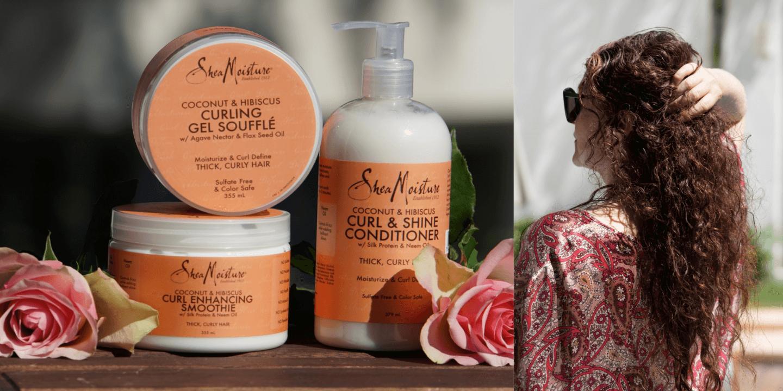 Shea Moisture Erfahrungen Coconut Hibiskus