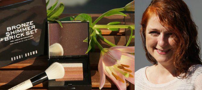 Kein blasser Schimmer: Shimmer Brick Compact – Bronze von Bobbi Brown