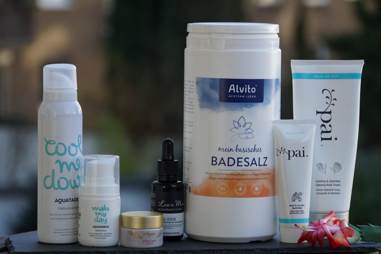 SOS Beautyhelfer bei trockener empfindlicher Haut und Schuppenpflechte