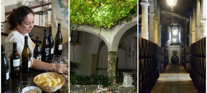 Sherry… in style! Emilio Lustau in Jerez de la Frontera