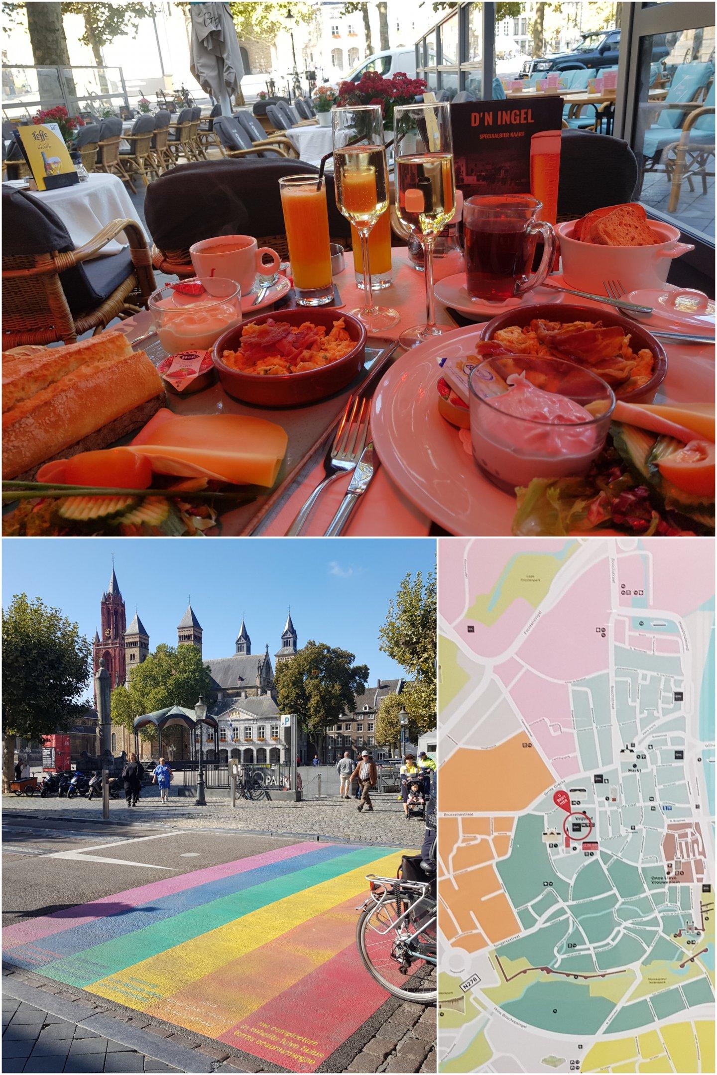 Frühstück Vrijthof Maastricht Tipps