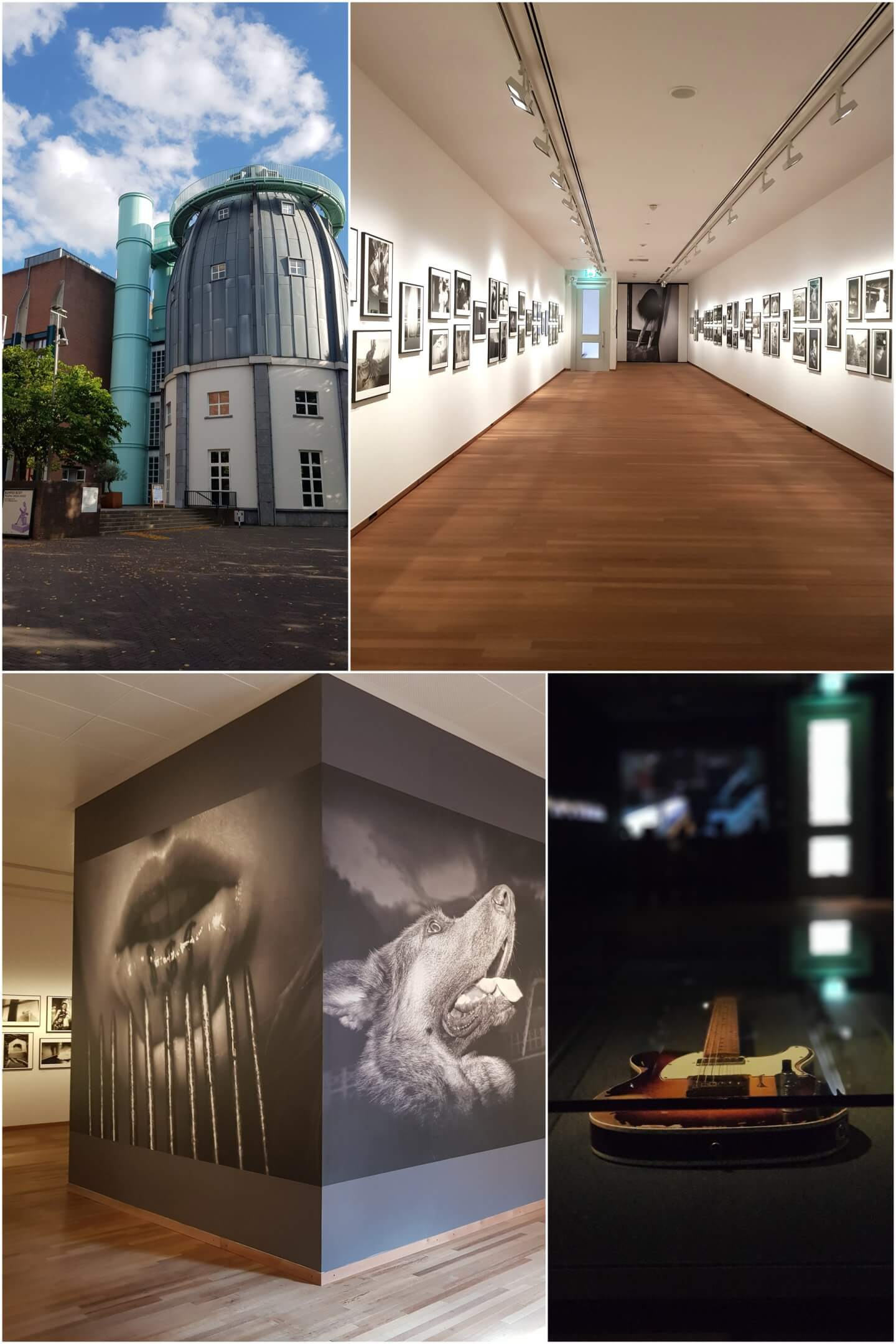 Maastricht Museum Andy Summers