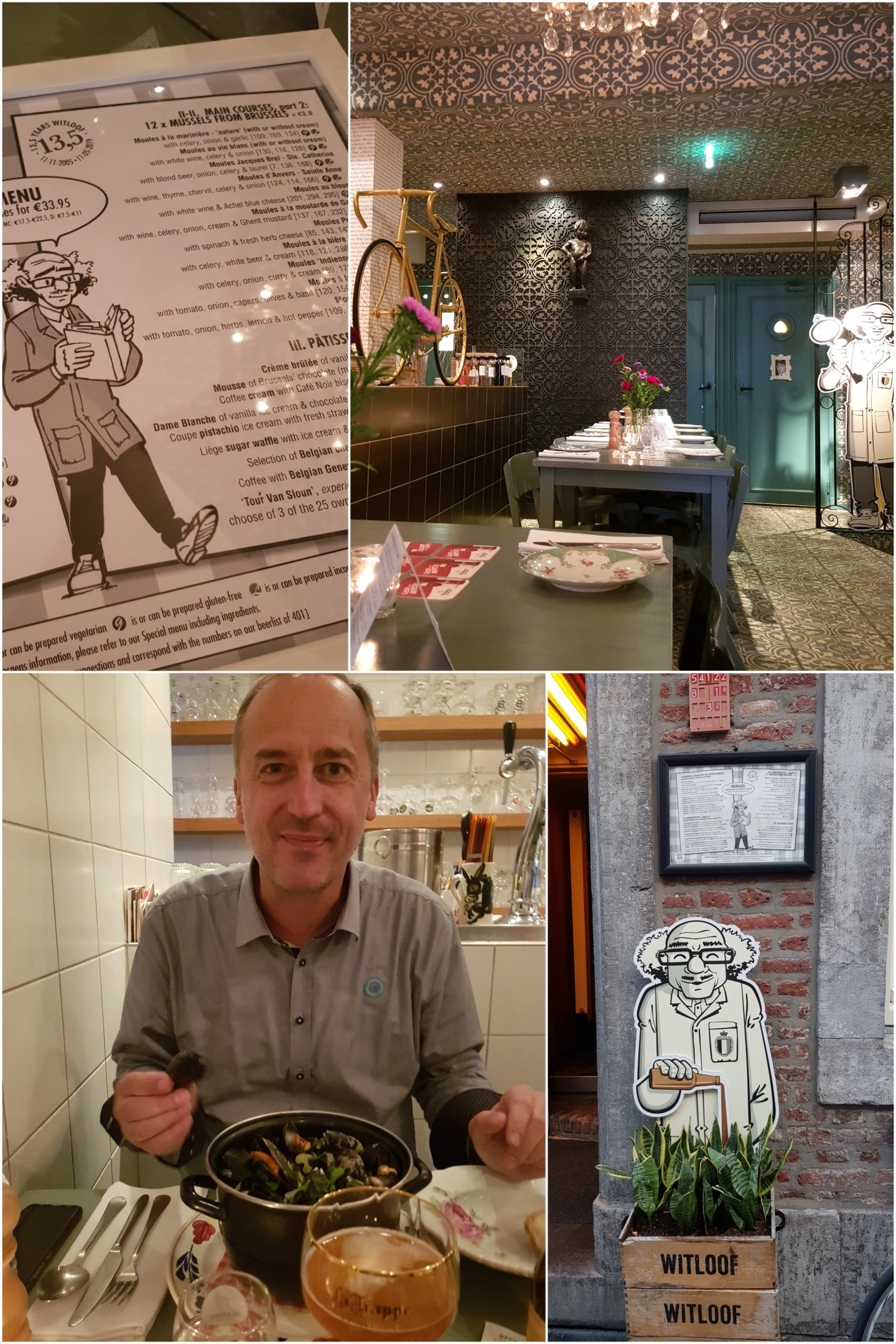 Maastricht Tipps Restaurantempfehlung Witloof