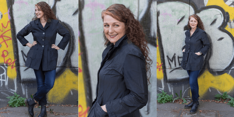 Dr Martens Stylingidee Ü40 Jeans und Blazer