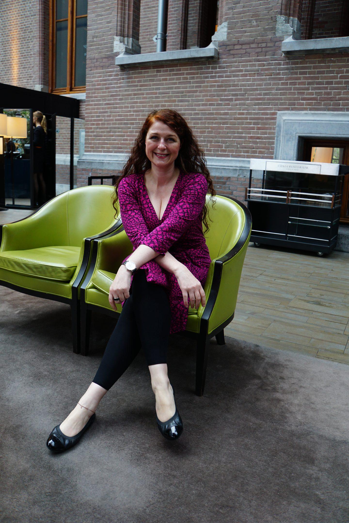 DvF wrap dress Diane von Fürstenberg Wickelkleid Styling Tipps für Frauen über 40 Ü40 Modeblog iknmlo