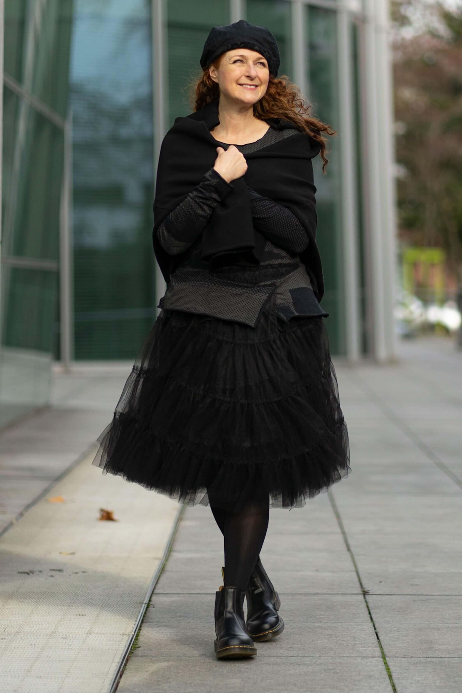 Dr Martens kombinieren - Looks einer Ü50 Modebloggerin