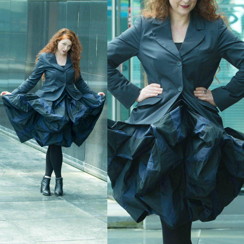 Ü40 Stylingtipps Blazer Personal Affairs Rock Gesine Moritz Bloggerin Cerstin aus Köln für den Modeblog iknmlo