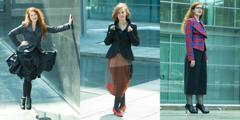 Blazer-Looks für Frauen Ü40 Modeblog iknmlo