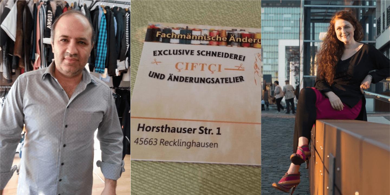 Schneider Ciftci Recklinghausen Maßschneider Änderungsschneider