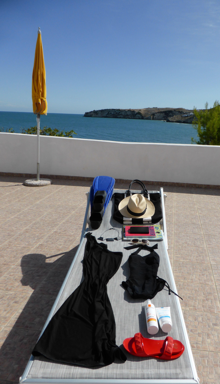 Packliste … Apulien
