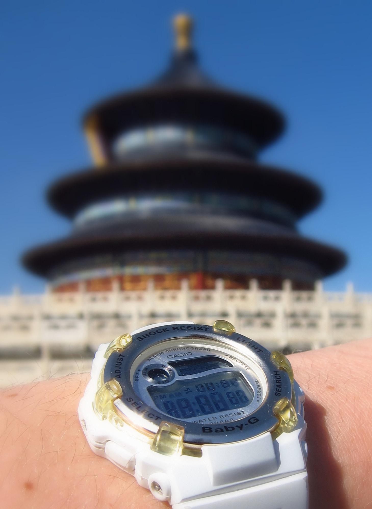 Tanja-Armbanduhr