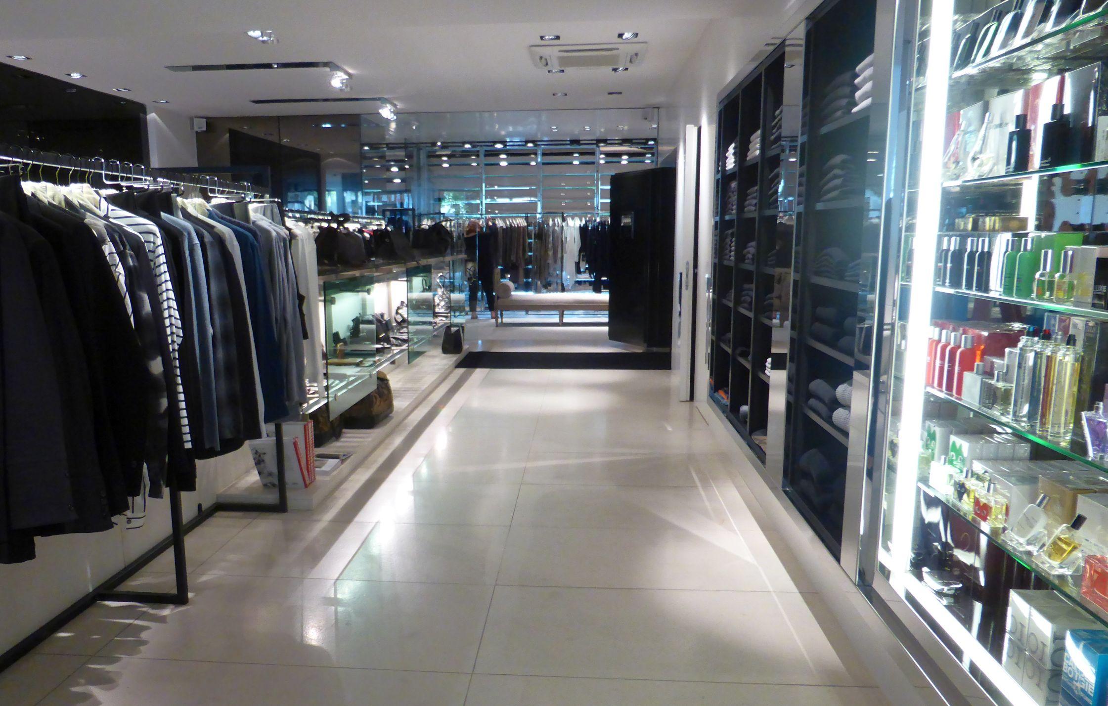 """Now open: Der neue """"Milian""""-Store an der Kö"""