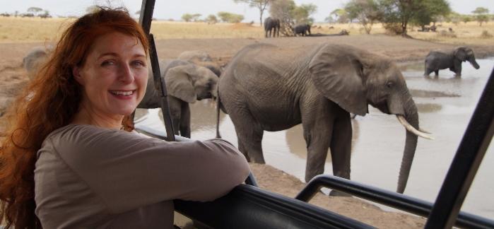 Wie trägt man eigentlich… Safari-Greige?