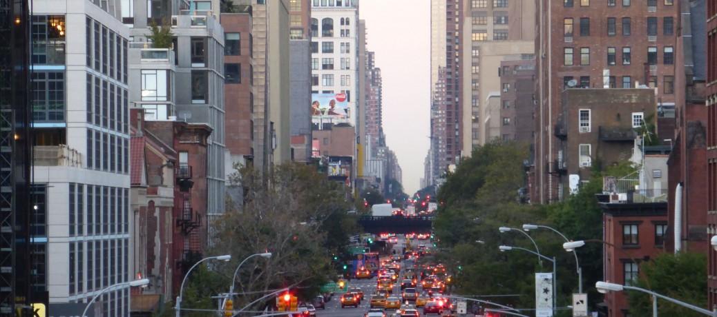 New York & Me