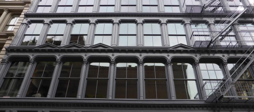 Hausbesuch bei … Donald Judd, 101 Spring Street, SoHo