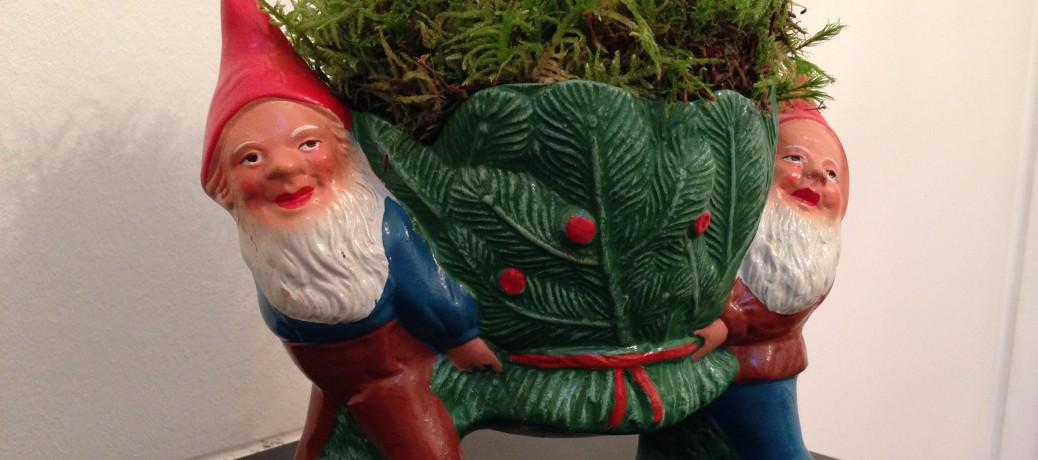 Weihnachtszwerge