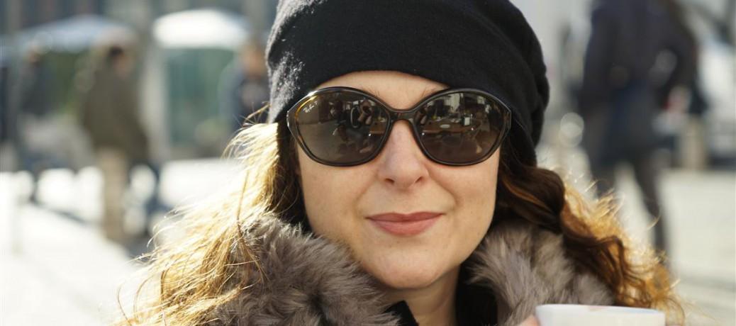 Look der Woche… Sonnenbrille im Winter