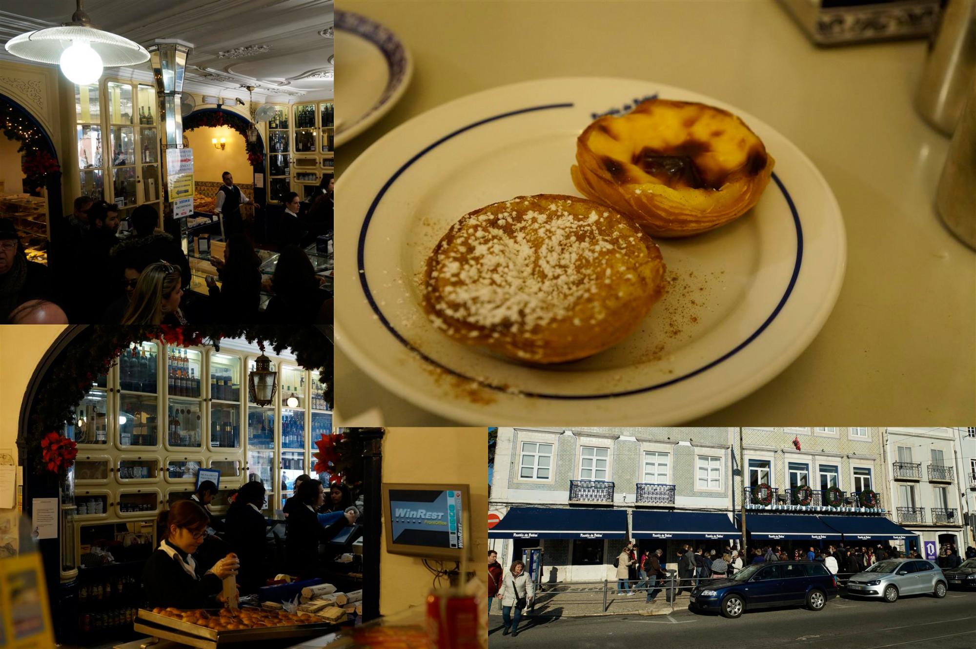 Reisetipps Lissabon in Winter von Ü40 Bloggerin Cerstin iknmlo Casa Pastéis de Belém