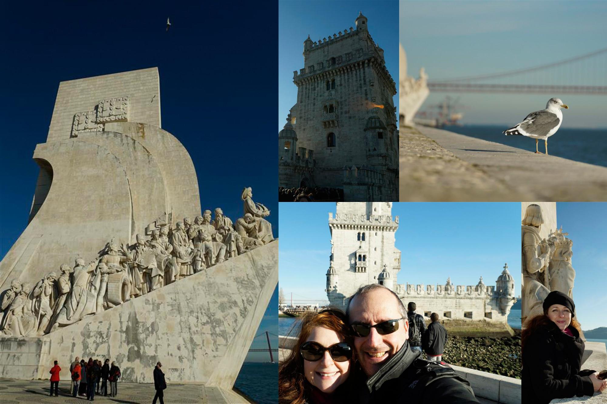 Reisetipps Lissabon in Winter von Ü40 Bloggerin Cerstin iknmlo Torre de Belém