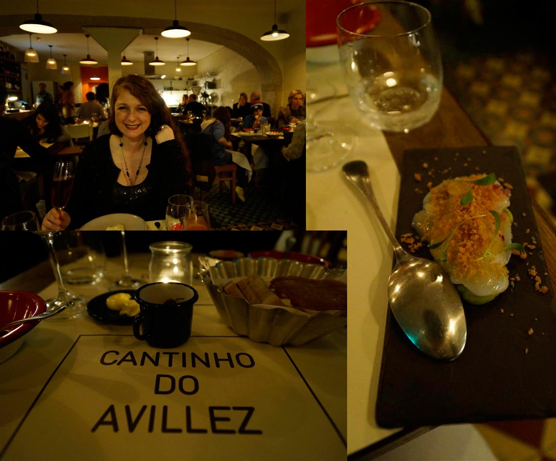 Reisetipps Lissabon in Winter von Ü40 Bloggerin Cerstin iknmlo Cantinho do Avillez