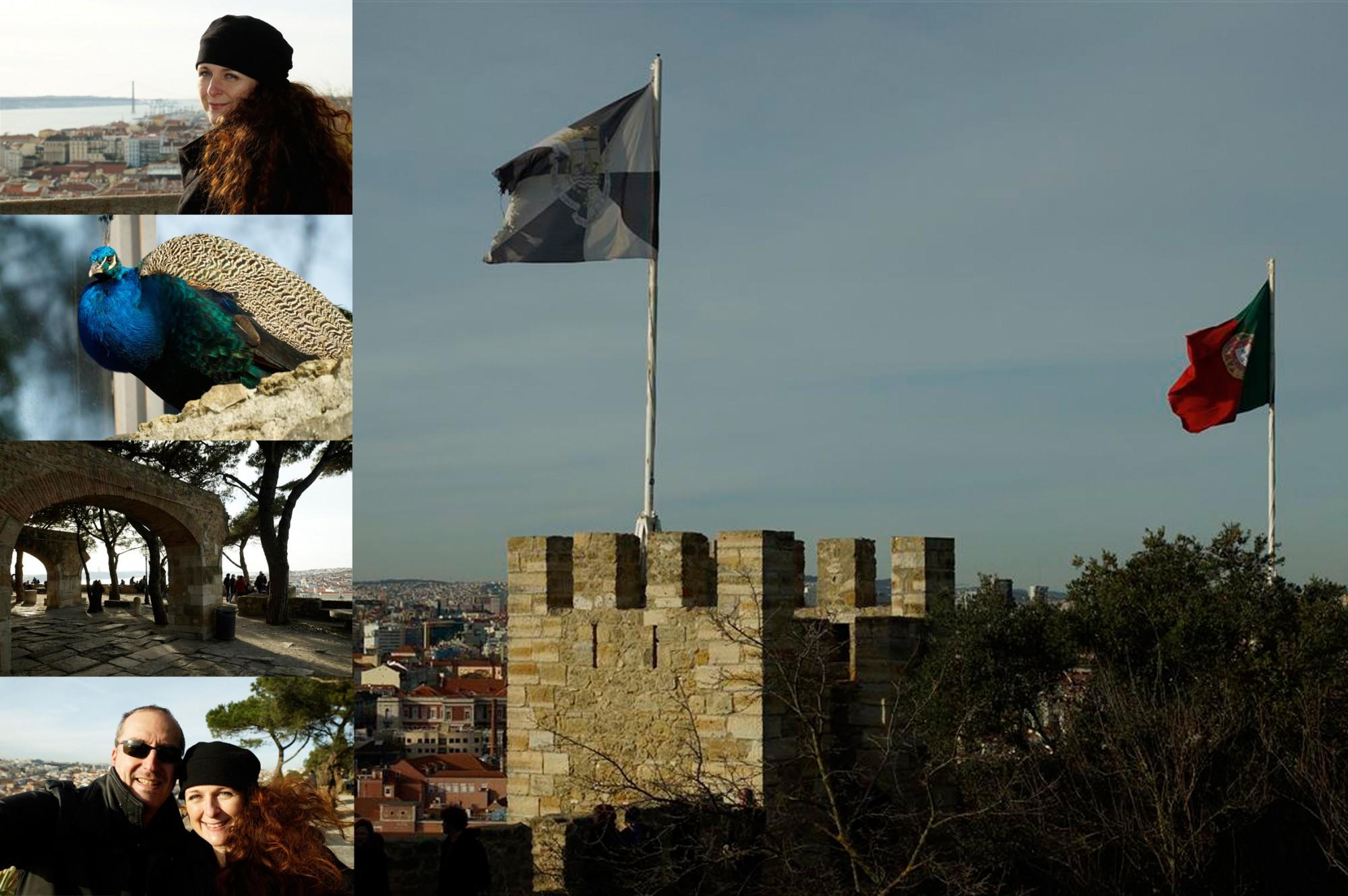 Reisetipps Lissabon in Winter von Ü40 Bloggerin Cerstin iknmlo Castelo