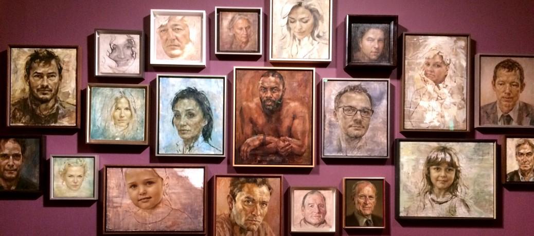 Jonathan Yeo Portraits, Laing Art Gallery