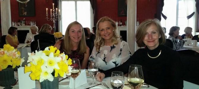 8. Ladies Lunch bei Annabelle Gräfin von Oeynhausen-Sierstorpff