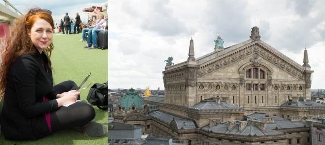 Über den Dächern von… Paris, cheap & chic