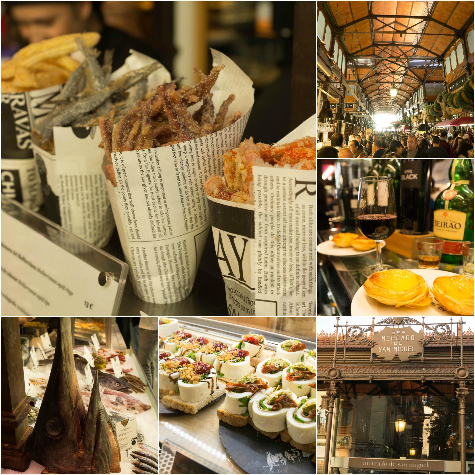 Reisetipps Madrid im Winter Mercado de San Miguel