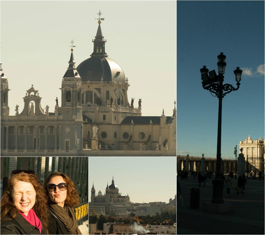 Reisetipps Madrid im Winter Königspalast
