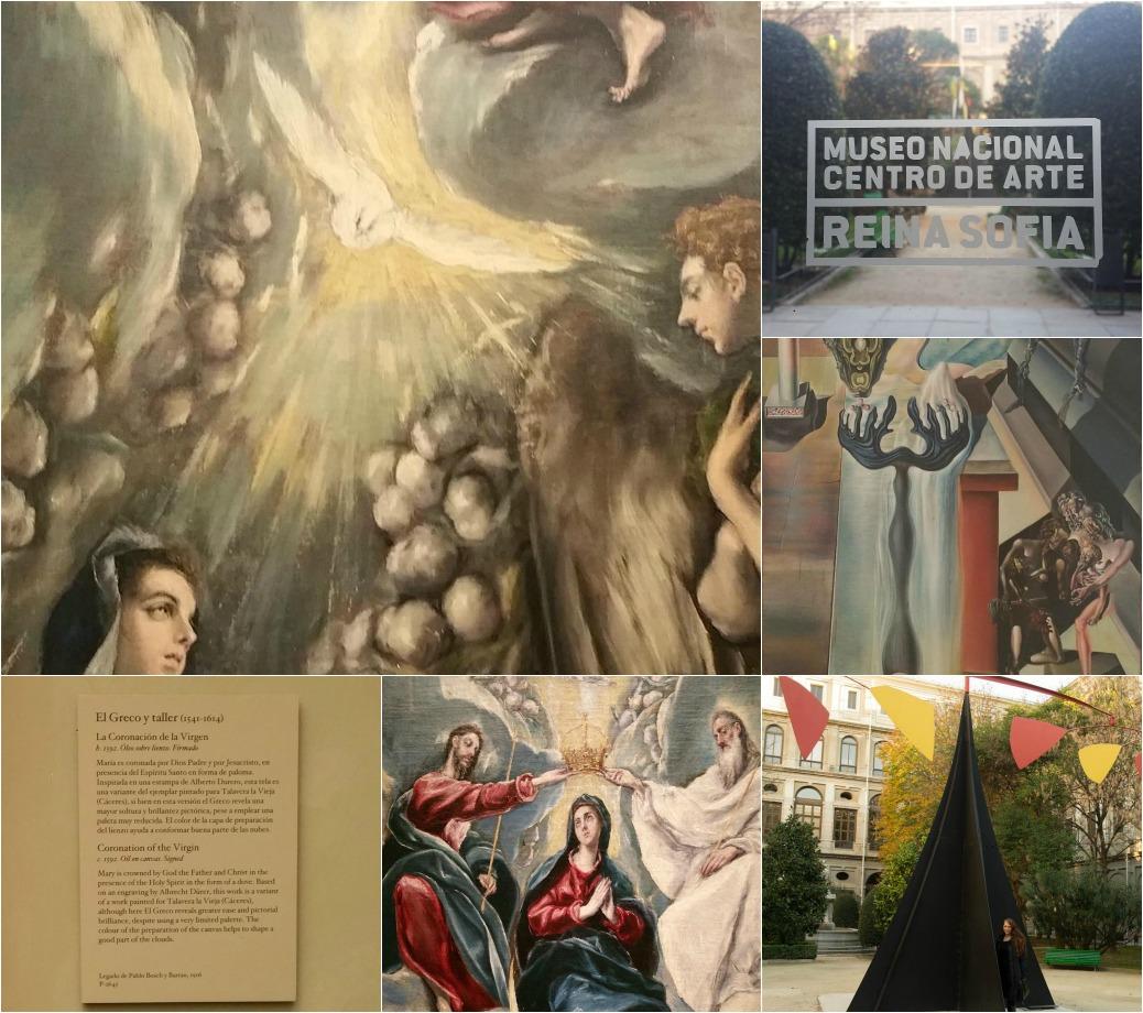 Reisetipps Madrid im Winter Prado und Reina Sofia Museum