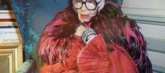 Iris Apfel: Das Geheimnis ihres Stils