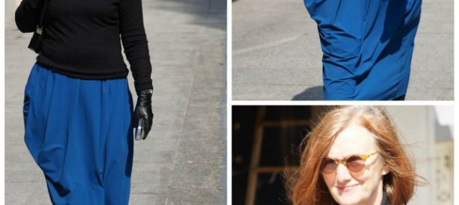 Was trägt man eigentlich … beim Stadtbummel?