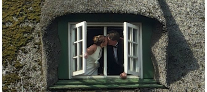 Hochzeit auf der Hallig
