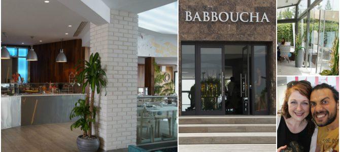 Designer Brunch im El Babboucha Tunis