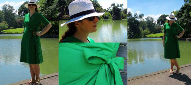 Wie trägt man eigentlich… Grün?