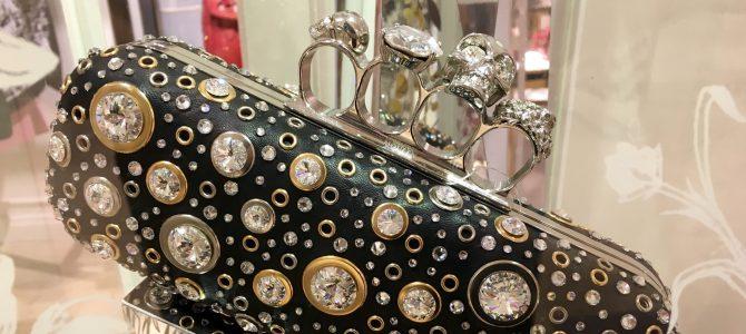 Window Shopping: Knucklebox Clutch, Alexander McQueen