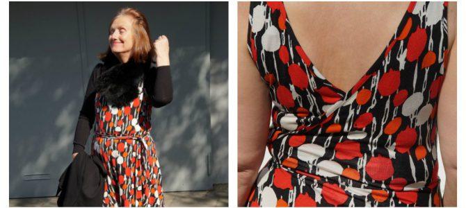 Sommerkleid  –  Winterkleid