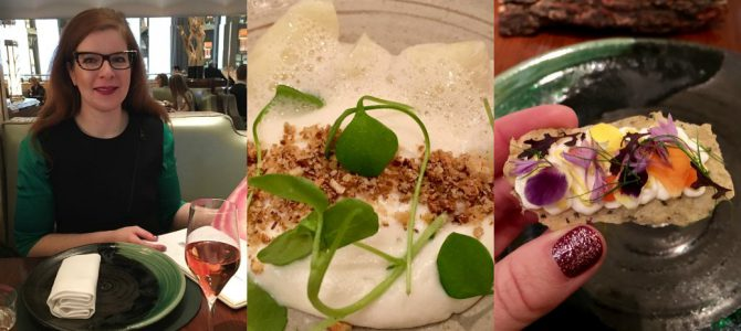 Ladies who lunch: Fera, Claridge's, London
