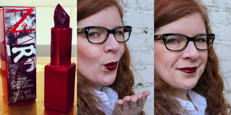 Nars spiked audacious lipstick Lippen Make-up Tanja IKNMLO