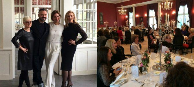 10. Ladies´ Lunch bei Annabelle Gräfin von Oeynhausen-Sierstorpff