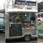 Fast Food 2.0 – 3 Food trucks am Spitalfields Markt in London