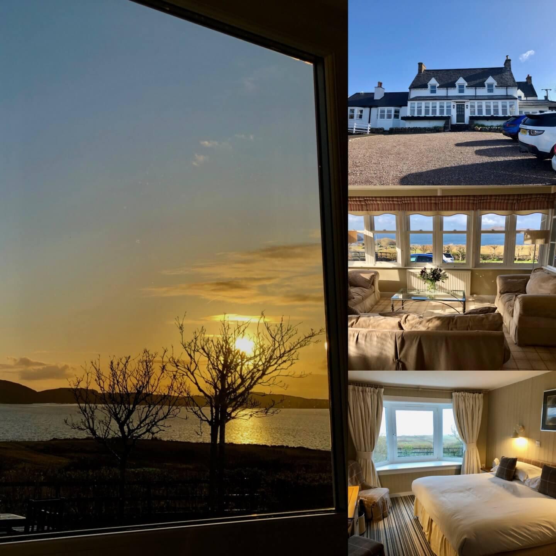 Summer Isles Hotel Restaurant Achiltibuie Highlands