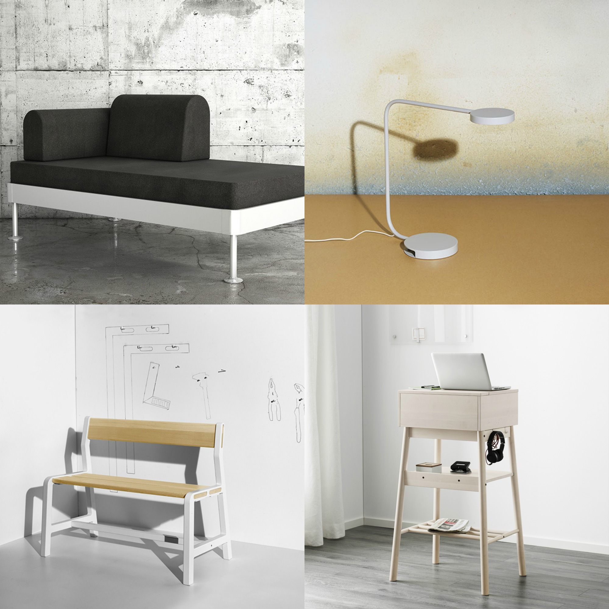 tom dixons kooperation mit ikea. Black Bedroom Furniture Sets. Home Design Ideas